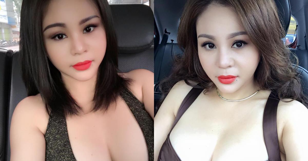 """Lê Giang tuổi U50 vẫn xinh như búp bê, tự tin vòng một """"khủng"""""""