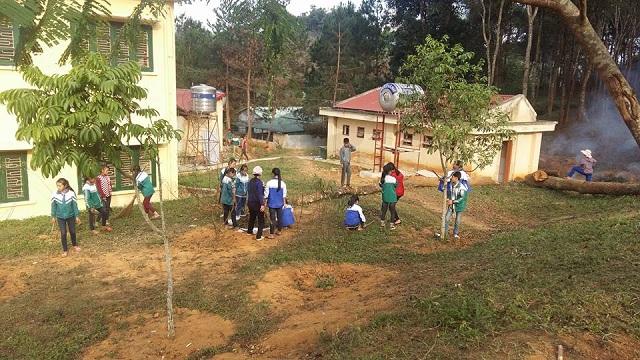 Nghi vấn đối tượng lạ mặt bịt mặt bắt cóc học sinh ở Sơn La
