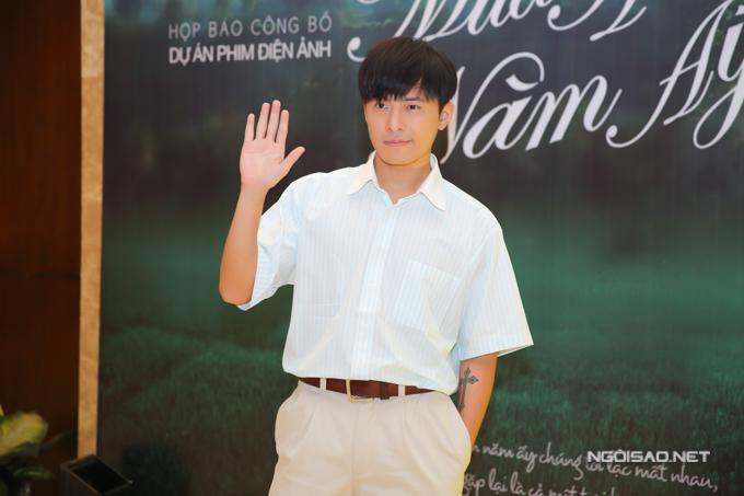 Quang Minh sắp kể chuyện tình xa xứ trong phim mới