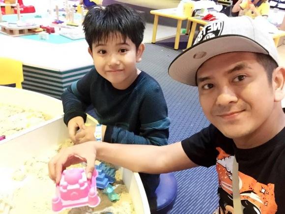 Những sao nam Việt gạt hạnh phúc riêng sống cảnh gà trống nuôi con sau ly hôn
