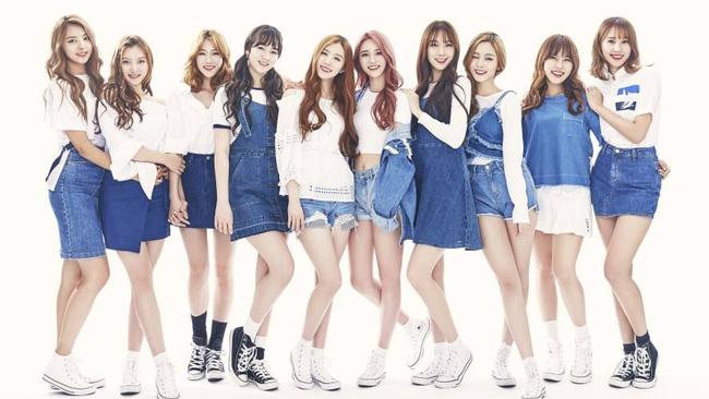 Girlgroup mới nhá hàng với loạt thành viên cực xinh từng tham gia Produce 101