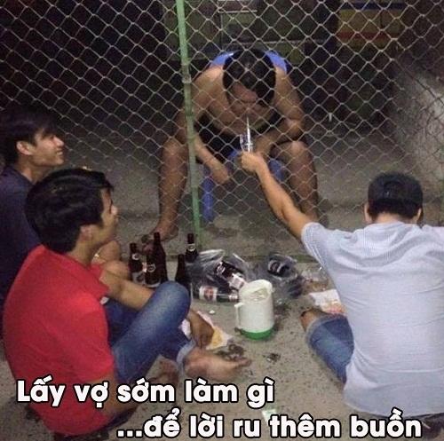 Làm đàn ông Việt Nam thật khổ!