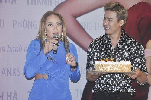 Ca sĩ Thanh Hà ra mắt single mới Đừng chúc em hạnh phúc