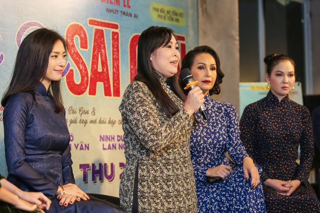 Ra mắt dàn diễn viên phim Cô Ba Sài Gòn của Ngô Thanh Vân