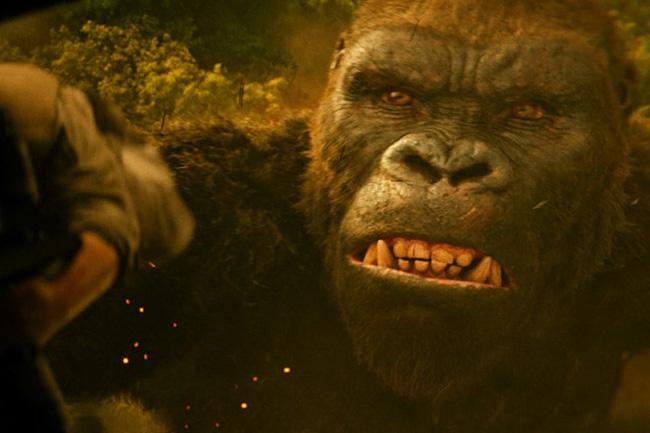 Kong trở thành hiện tượng hiếm có ở Việt Nam, thu hơn 100 tỷ sau 1 tuần