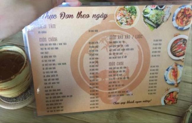 Quán cơm của danh hài Trường Giang được cho là chặt chém khách hàng