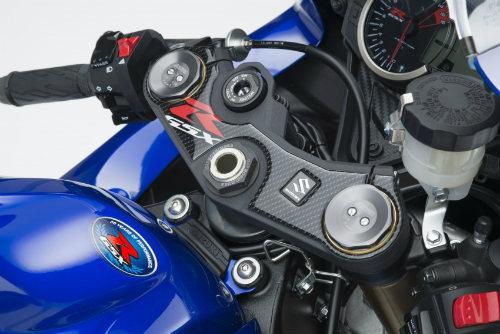 Suzuki GSX-R750 tái xuất tuyên bố không chết dễ dàng