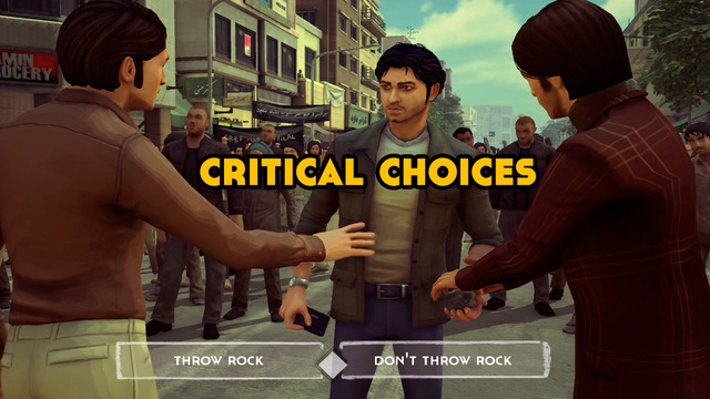 Top 5 game mobile hay ngang Grand Theft Auto