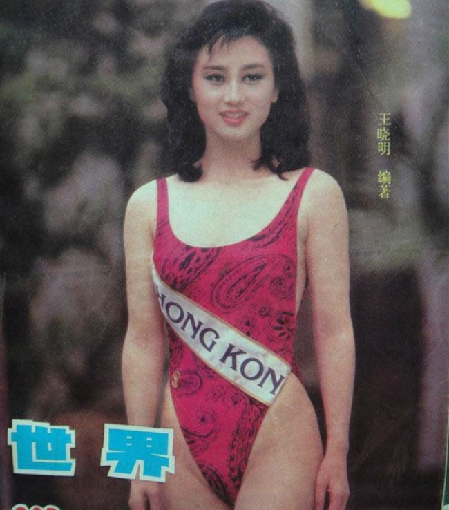 Choáng với cách mỹ nhân xưa thả rông, diện bikini bé xíu