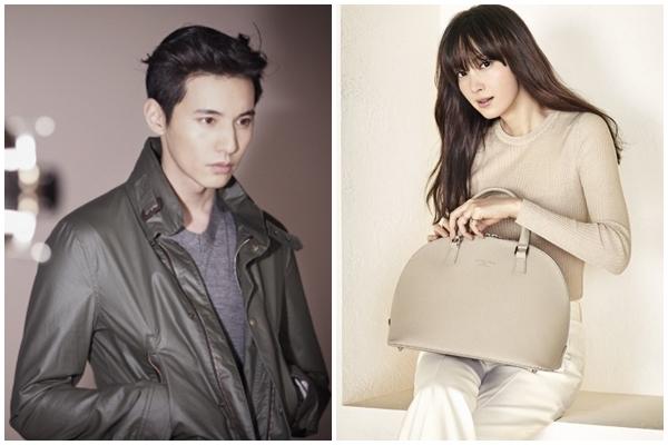 Những cặp đôi có gu thời trang sang chảnh của showbiz Hàn