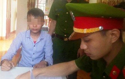 Bắt giam đối tượng hiếp dâm bé gái 6 tuổi ở Hà Tĩnh - Hình 1