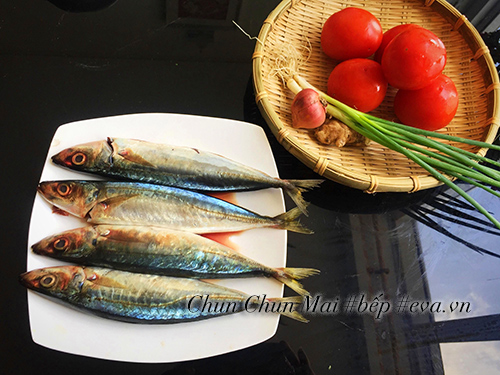 [Chế biến] - Cá nục kho cà chua đậm đà đưa cơm