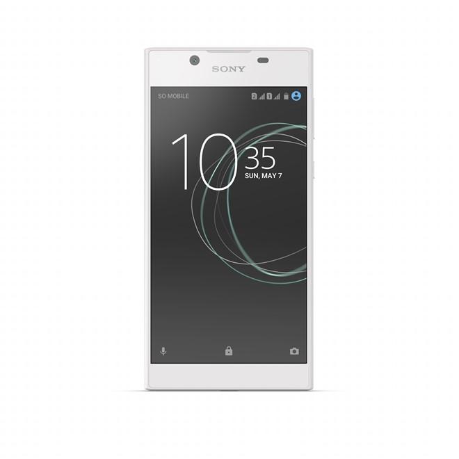 Sony bất ngờ giới thiệu Xperia L1 cấu hình phổ thông