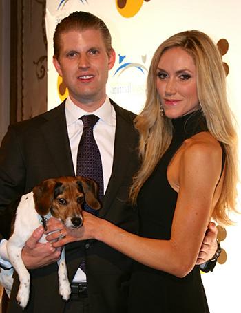 Trump sắp có cháu thứ 9
