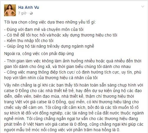 Thanh Hằng, Hà Anh bất ngờ nói lời này cho Hà Hồ giữa tâm bão The Face