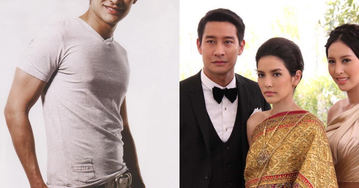 Mỹ nam Thái Lan Pong Nawat tái ngộ người tình màn ảnh kém 14 tuổi
