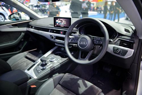 Audi A5 Coupe giá 2,6 tỷ đồng dành cho dân chơi - Hình 4