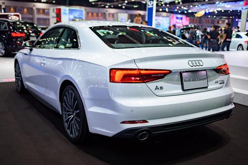 Audi A5 Coupe giá 2,6 tỷ đồng dành cho dân chơi - Hình 2