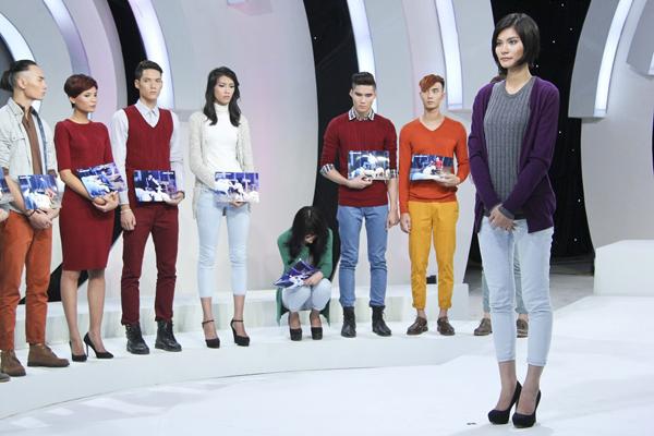 Cao Ngân góp mặt trong nhà chung Vietnams Next Top Model sau biến cố