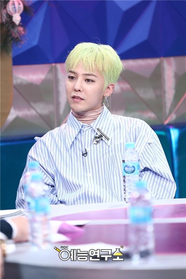 GD khiến fan cười ngất khi tiết lộ chuyện hẹn hò thất bại của Seungri