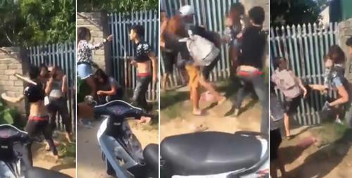 5 thanh niên đánh dã man cô gái trẻ gây sốc trên mạng phạm tội gì? - Hình 1
