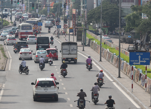 Hà Nội giữ nguyên cao trình đê sông Hồng - Hình 1