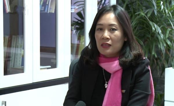 Những điều ít biết về người phụ nữ quyền lực thay thế Lại Văn Sâm ở VTV3 - Hình 4