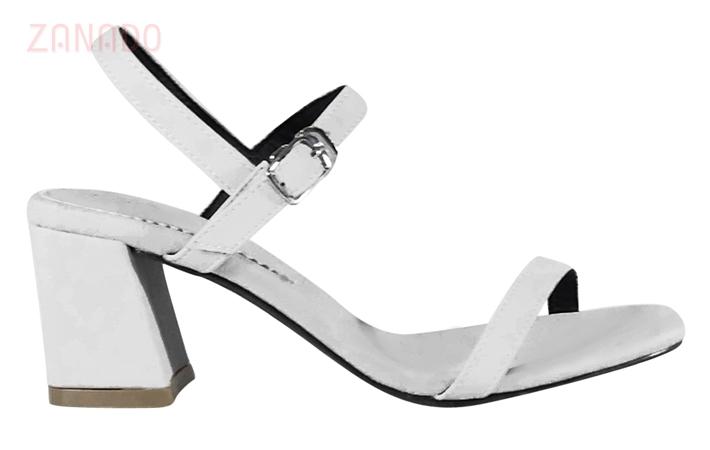 Giày sandal gót vuông SULILY SGV01-IV16 SID62882 - Hình 3