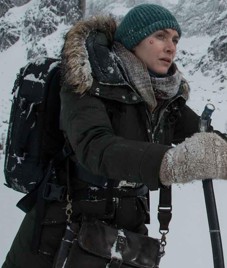 Kate Winslet khổ gấp nhiều lần Titanic trong phim mới - Hình 1
