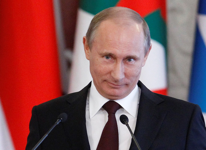 Người dân Nga ủng hộ chính sách đối ngoại của Tổng thống Putin - Hình 1