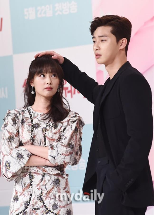 Nhũng cặp đôi sao Hàn được fan mong phim giả tình thật nhất - Hình 12