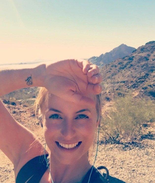Pollyanna Woodward: Nàng WAG làng golf yêu bóng đá - Hình 8