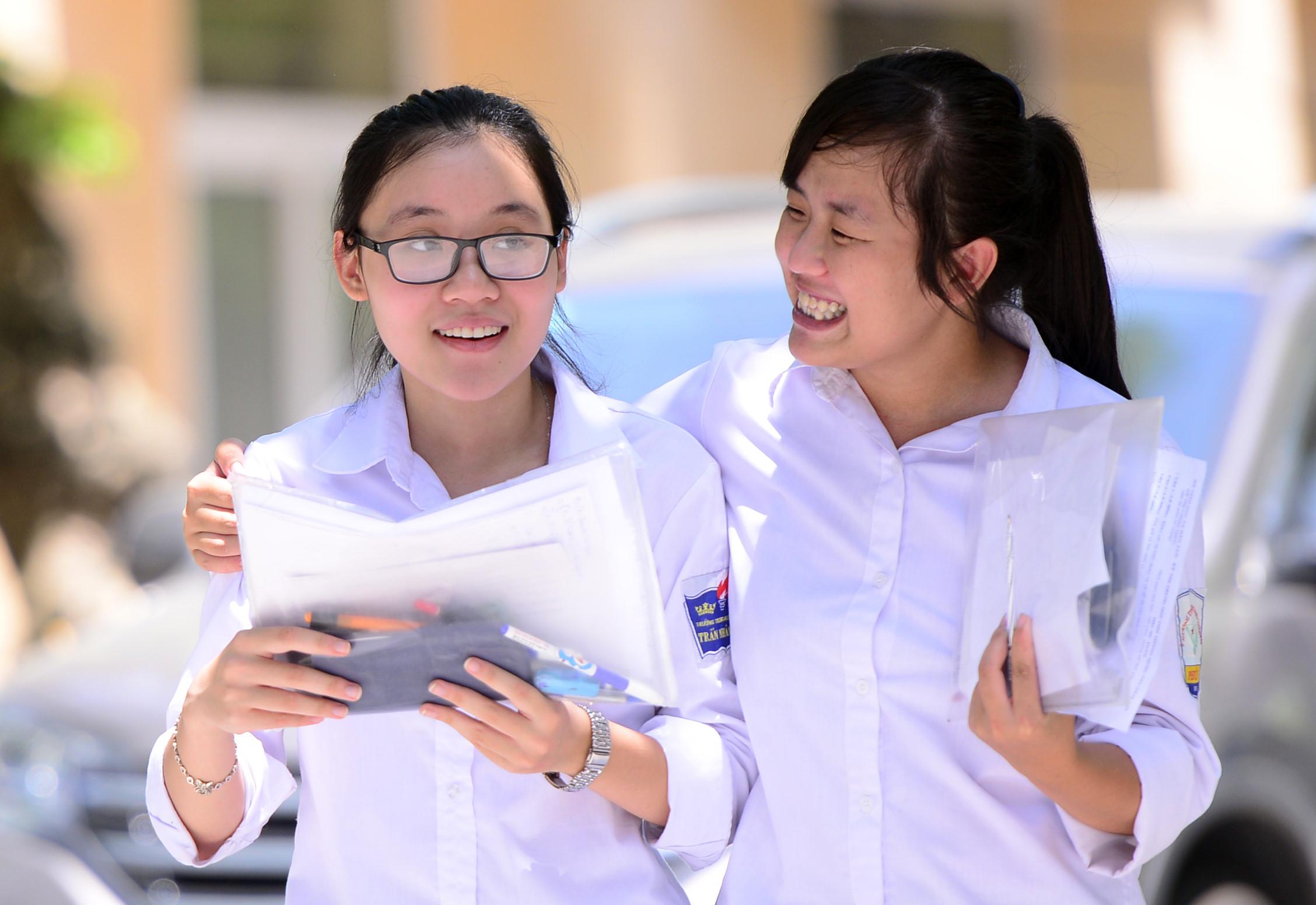 THPT quốc gia 2017: Cứ 2 thí sinh dự thi, một em đỗ đại học, cao đẳng - Hình 6