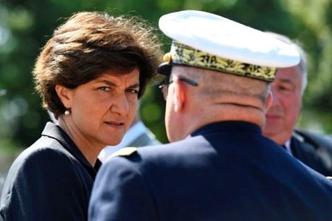 Vì sao Bộ trưởng Quốc phòng Pháp đột ngột từ chức? - Hình 1