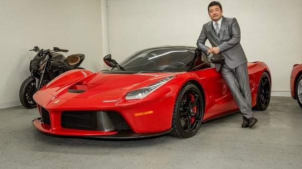 Vì sao tỷ phú Mỹ gốc Á bị từ chối mua Ferrari LaFerrari Aperta? - Hình 1