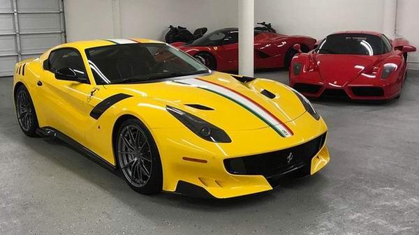 Vì sao tỷ phú Mỹ gốc Á bị từ chối mua Ferrari LaFerrari Aperta? - Hình 5