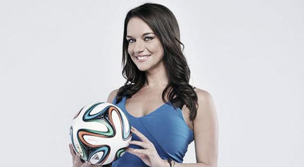 10 nữ phóng viên thể thao gợi cảm nhất thế giới - Hình 6