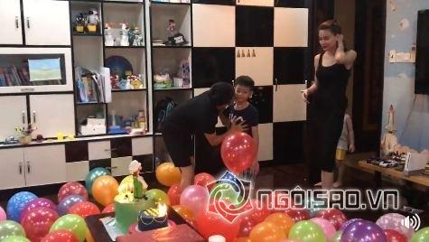 Hồ Ngọc Hà, Cường Đô la bất ngờ tổ chức sinh nhật một lần nữa cho Subeo - Hình 2