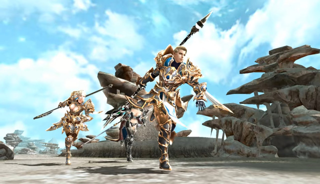 Luthiel - Tân binh MMORPG xứ Hàn đẹp và quy mô hàng nhất Mobile - Hình 2