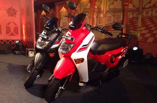 Xe tay ga Honda Cliq giá rẻ khiến giới trẻ Việt phát thèm - Hình 1