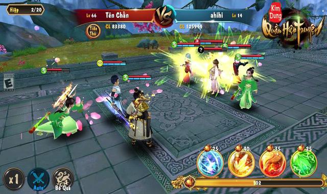 Developer eWings Studio: Với Kim Dung Quần Hiệp Truyện, người chơi cũng có thể làm game - Hình 3