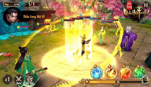 Developer eWings Studio: Với Kim Dung Quần Hiệp Truyện, người chơi cũng có thể làm game - Hình 6
