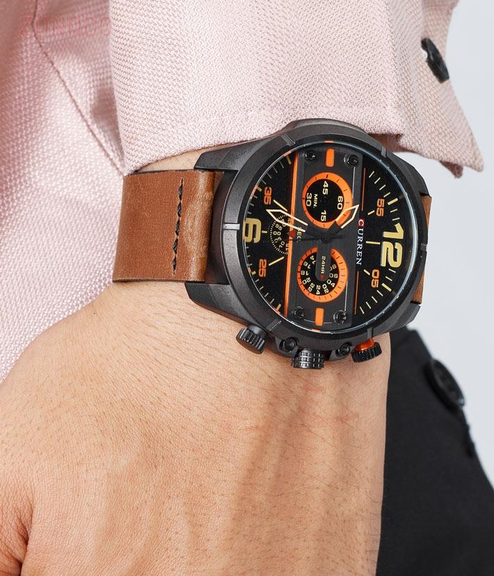 Đồng hồ Curren mặt số nam tính SID63584 - Hình 8