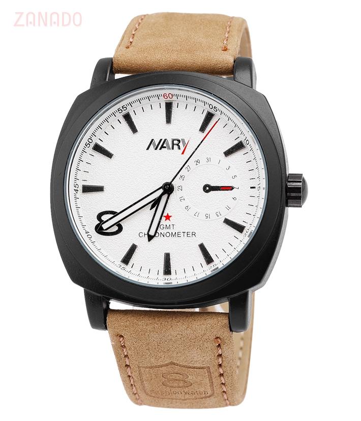 Đồng hồ nam NARY 8 fashion cá tính SID63576 - Hình 1