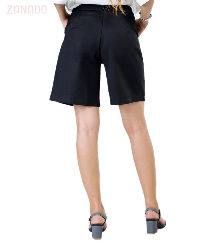 Quần short nữ công sở SKYVER J-06 SID63104 - Hình 5