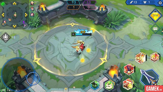6 game mobile cực đỉnh dựa theo truyện tranh và tiểu thuyết Trung Quốc - Hình 10