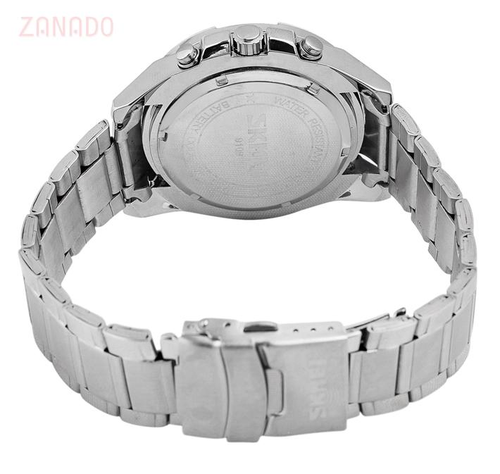 Đồng hồ nam dây thép Skmei nam tính SID63565 - Hình 5