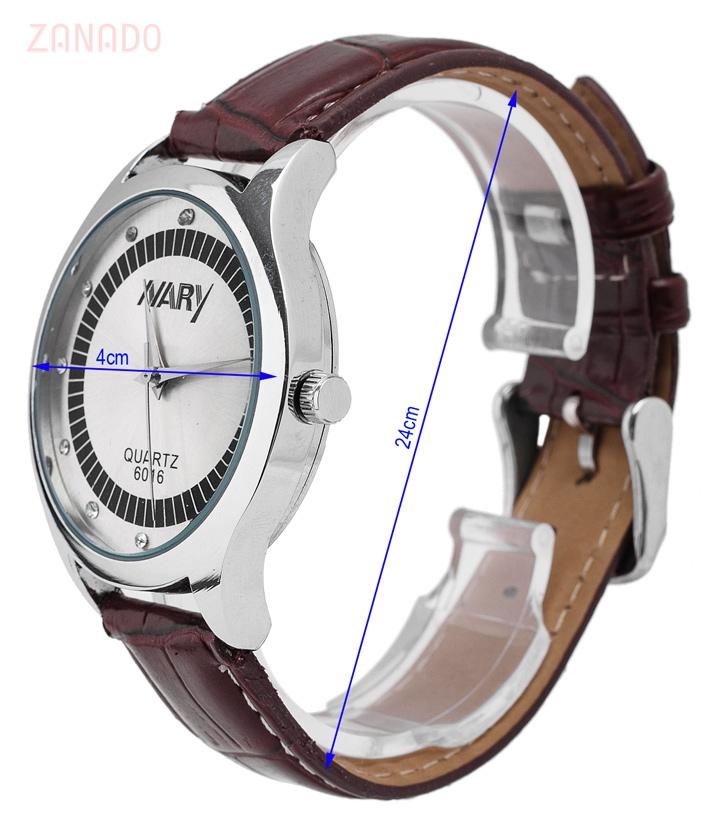Đồng hồ nam Nary đính hạt thanh lịch SID63560 - Hình 7