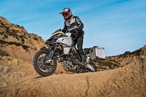 Ducati trình làng xế phượt Multistrada Enduro Pro mới - Hình 2