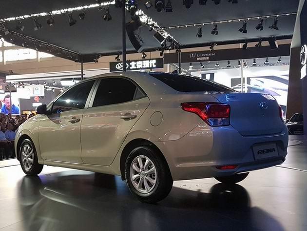 Hyundai Reina: Phiên bản nhỏ và rẻ hơn của Accent - Hình 3